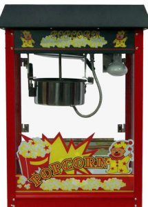 machine pop corn liege