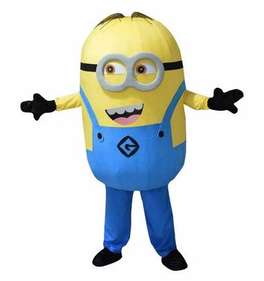 mascotte minion